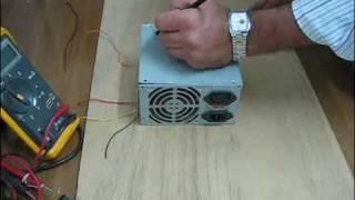 Power supply منزلي