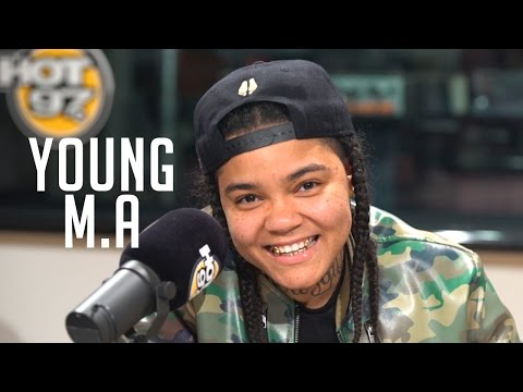 Young M.A Speaks on Recent Issues, Rise To Stardom w/ Funk Flex #WeGotaStoryToTell002