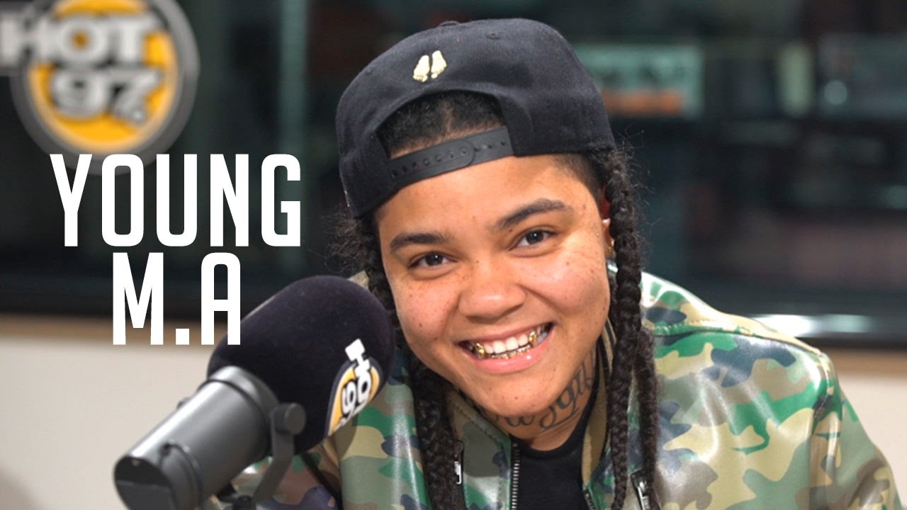 Young MA Speaks on Recent Issues, Rise To Stardom & More With Funk Flex