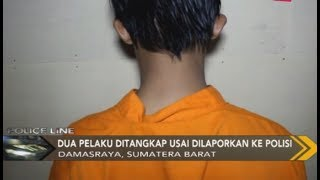Remaja SMA Cabuli 7 Anak Dibawah Umur, Pelaku Bakal Dihukum 15 Tahun Penjara - Police Line 26/12