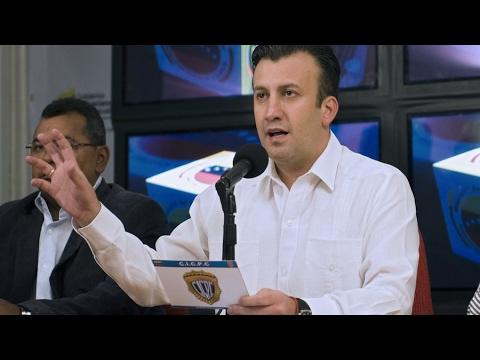 Venezuela Vice President Sanctioned For Drugs