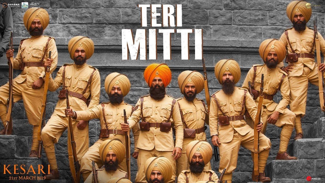 Download Teri Mitti - Kesari   Akshay Kumar & Parineeti Chopra   Arko   B Praak   Manoj Muntashir