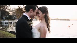 Winter Park Racquet Club Wedding Film with Drone