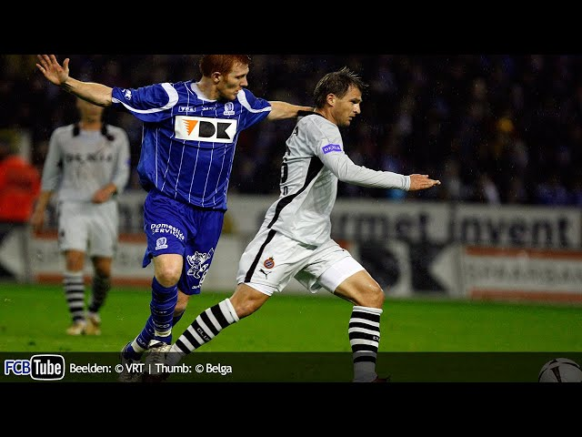 2008-2009 - Jupiler Pro League - 08. AA Gent - Club Brugge 3-0