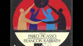 Francois Rabbath La guerre et la paix - Picasso work 1971