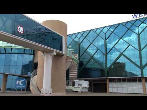 Chinese Built Airport Inaugurated In Zimbabwe