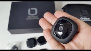Ultra Small 1080p Spy Camera! OnReal Action Camera