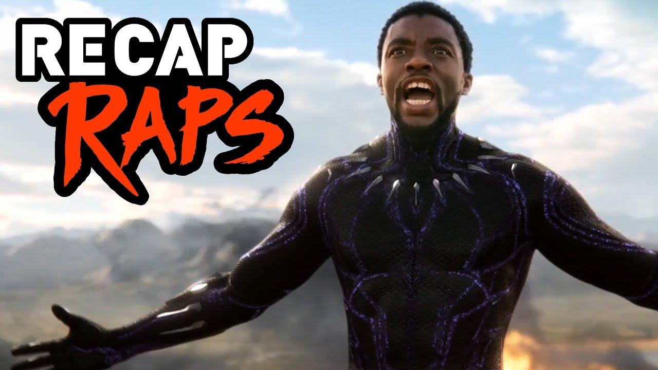 Black Panther Recap Rap (feat. JCBPMC)