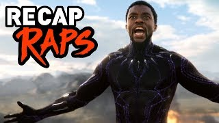 Black Panther Recap Rap (feat. JCBPMC)
