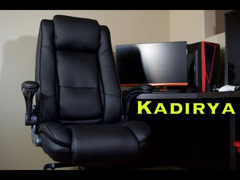 Best affordable chair on Amazon! Kadirya Executive Office chair