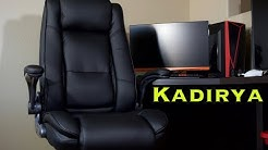 Best affordable chair on Amazon! Kadirya Executive Office chair