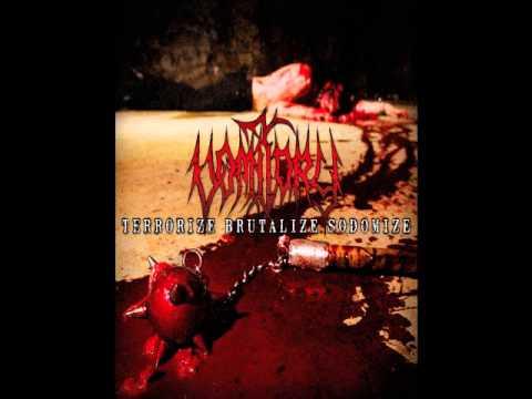 Vomitory - The burning black mp3