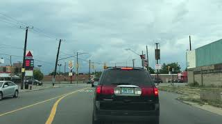 Driving to Berkley, Michigan from Detroit, Michigan