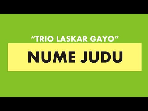 TRIO LASKAR GAYO - MISDHALINA - NUME JUDU