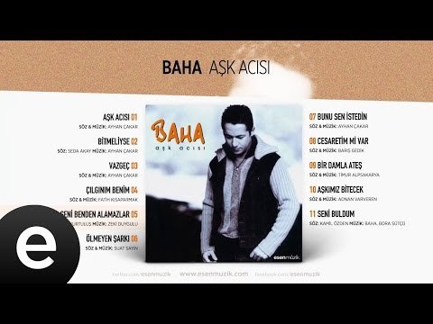 Seni Benden Alamazlar (Baha) Official Audio #senibendenalamazlar #baha