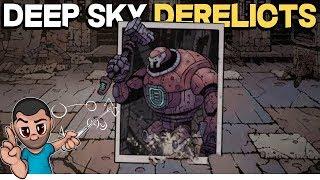 SCI FI DARKEST DUNGEON - Deep Sky Derelicts Gameplay on Steam PC with Litanah