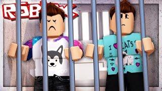 DENIS & ALEX ARE STUCK IN ROBLOX PRISON!