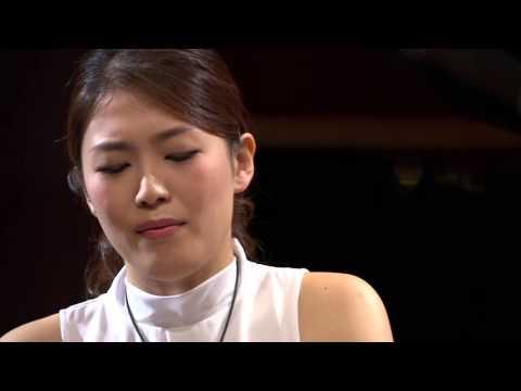 Nozomi Nakagiri – Etude in G sharp minor Op. 25 No. 6 (first stage)