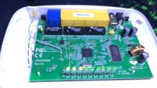 Роутер tp link wr741n не включается, горит один индикатор, помощь в ремонте