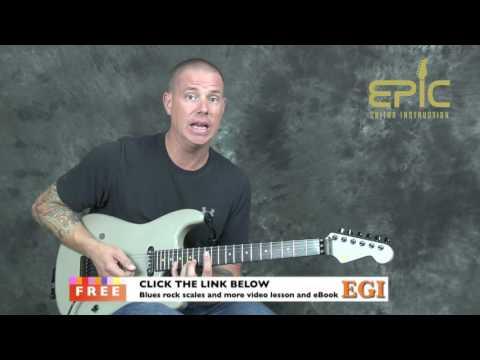 Learn Bark At The Moon guitar hard rock song lesson Ozzy Osbourne Jake E Lee rhythms licks chords
