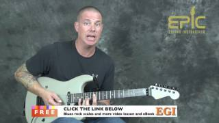 Learn Bark At The Moon guitar hard rock song lesson Ozzy Osbourne Jake E Lee rhythms licks chords