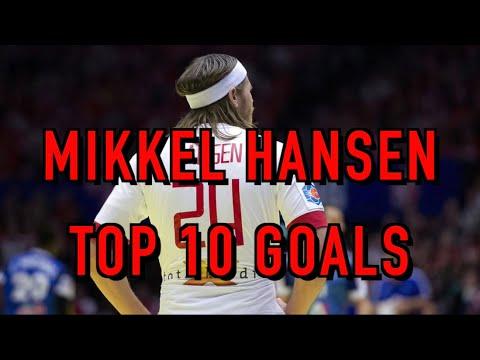 Mikkel Hansen - Top 10 goals of all time ᴴᴰ