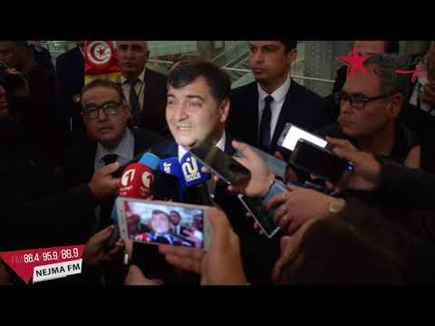 بحضور وزير السياحة و عدة شخصيات...مطار النفيضة يطفئ شمعته العاشرة