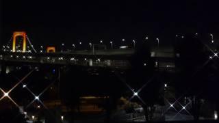 バーチャル お台場・東京|042|夜景ーNight View|Virtual Odaiba Tokyo - cheritube