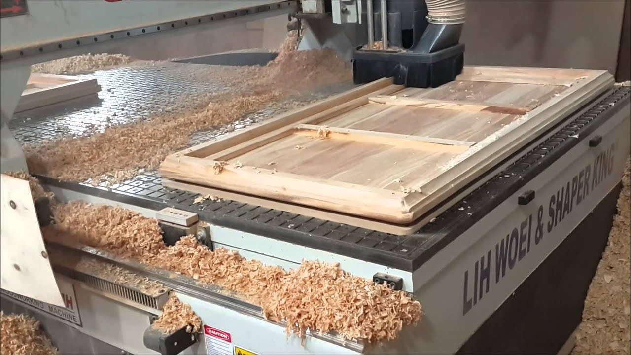 Lih woei machinery cnc router 5 39 x10 39 working table for Router work table