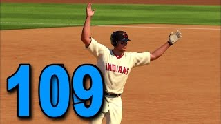 MLB 15 Road to The Show - Part 109 - Walk Off HR (Playstation 4 Gameplay)