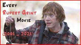Rupert Grint Movies (2001 - 2021)