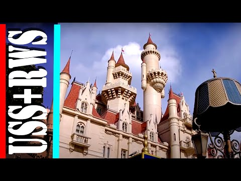 Universal Studios Singapore 2019 [ USS ] + Resort World Sentosa [ RWS ]