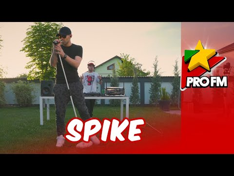 Spike - Rockstar (Exclusiv)   ProFM LIVE Session