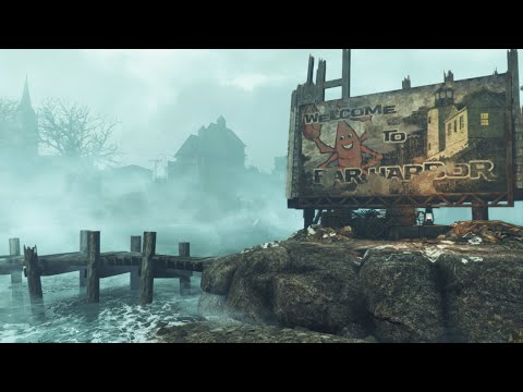 Fallout 4 Far Harbor Walkthrough - END - THE ALTERNATIVE!  - (Lets Play Fallout 4)