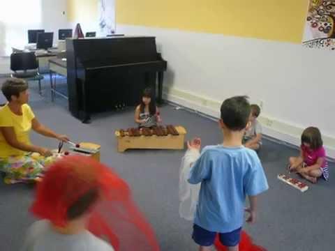 Early Childhood Summer Program 2013 - 2012