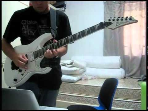 Hinder - Lips of an Angel (Guitar Cover)