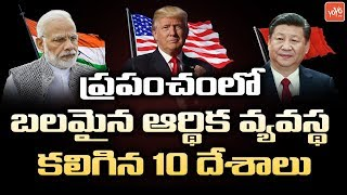 TOP GDP Growth Rate Countries 2020   India   USA   Russia   Japan   China