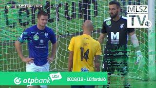 Újpest FC  - Puskás Akadémia FC | 2-0 (0-0) | OTP Bank Liga | 10. forduló | 2018/2019