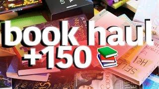 BOOK HAUL del 2016 | The Biggest BOOK HAUL EVER!!
