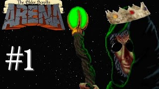 Let's Play The Elder Scrolls: Arena - 1 - A Rough Start