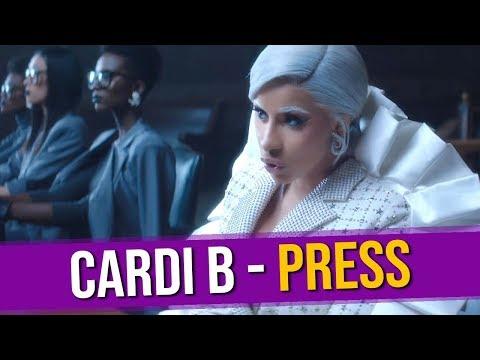 Cardi B - Press (Paródia)
