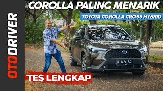 Toyota Corolla Cross Hybrid 2020 | Review Indonesia | OtoDriver