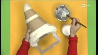 Il cappello da stregone - Art Attack