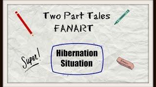 Hibernation Situation Fanart