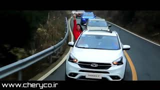 Chery Tiggo7 Test-drive Across China - Tiggo7 Between The Landscapes