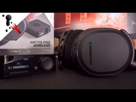 SteelSeries Arctis Pro Wireless Headset Review (VS Arctis 7)