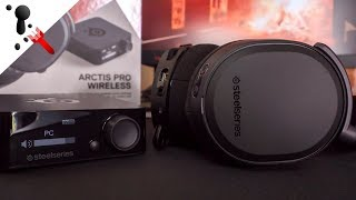 SteelSeries Arctis Pro Wireless Headset Review (VS Arctis 7)