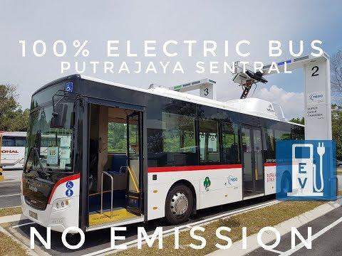 Electric Bus in Malaysia
