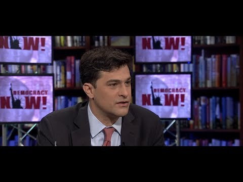 Way of the Knife: NYT's Mark Mazzetti on CIA's Post-9/11 Move From Spying to Assassinations Part 1/2