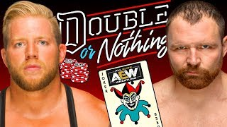 Dean Ambrose and Jack Swagger Confirmed for AEW Roster? | All Elite Wrestling News